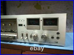 Pioneer Ct-606 Cassette Deck WORKING SERVICED Player Vintage Stereo Hifi