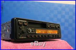 Pioneer Supertuner III KEH-M8200 Old School High-End Radio/CC Player Rare