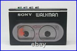 Pristine Sony Walkman WM-20 Serviced with New Belt and Working Perfectly