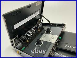 RARE SONY WALKMAN WM-150 RESTORED Personal Cassette Player Mega Bass Dolby B nr