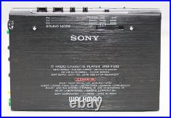RARE Vintage EXC+++ SONY WM-F502 Stereo Walkman Cassette Player, PERFECT WORKING
