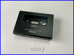 RARE Walkman SONY WM-DC2 Early model with Pointed Amorphous Head -RESTORED