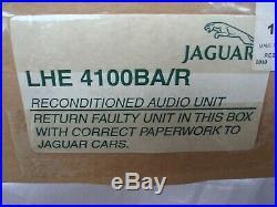 REBUILT JAGUAR XJS 95 96 RADIO cassette player LHE4100BA