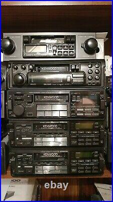 REPAIR YOUR Old Rare Vintage Alpine Kenwood Pioneer car stereo 70s, 80s, 90s
