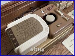 Rare! Refurbished! Tefifon Tefi Audio Cassette Player