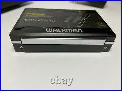 Rare SONY WALKMAN WM-F601 / WM-F501 -RESTORED- Personal Cassette Player Dolby B