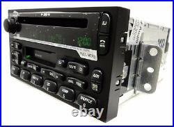 ReManufactured MERCURY Villager NISSAN Quest OEM Radio Tape Cassette CD Player