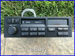 Refurbished BMW E30 E36 E34 E32 Radio Stereo Player Cassette KE93-zbm With Aux