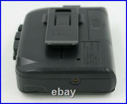 Refurbished Sony Walkman WM-FX101 Cassette Player FM AM -Replaced Belt