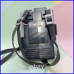 Retro 1980s SONY STEREO WALKMAN WM-2 STEREO CASSETTE PLAYER & Clip Case Rare