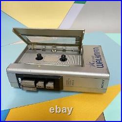 Retro 1980s SONY STEREO WALKMAN WM-4 STEREO CASSETTE PLAYER Refurbished