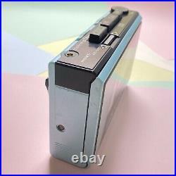 Retro Rebuilt Serviced Sony Walkman WM-28 Classic Super Rare, Pale Blue