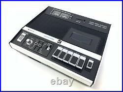 SANYO LL Cassette Recorder Player M2508Z Professional Record Vintage Tape Deck