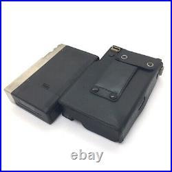 SONY Cassette Player Walkman WM-3 Seller refurbished Good Working
