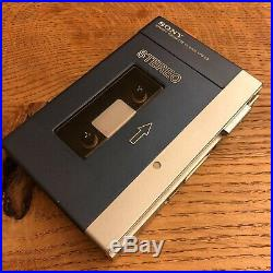 SONY Cassette Walkman TPS-L2 Audio Player Stereo First Generation Refurbished JP