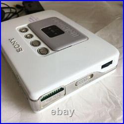 SONY Cassette player Walkman SONY WM-EX88 white