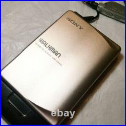 SONY Cassette player Walkman WM-EX900