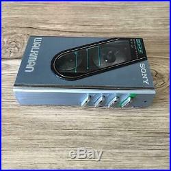SONY WALKMAN WM-30 Portable Cassette Tape Player Refurbished Operational Japan