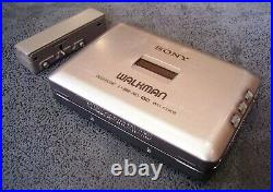 SONY WALKMAN WM-FX808 Personal Radio Cassette Player AA pack Full working