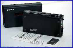 SONY WM-D6C Professional Walkman Portable Recorder 1A-Mint/Serviced+1J. Garantie