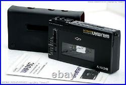 SONY WM-D6C Professional Walkman Portable Recorder 1A-Zust/Serviced+1J. Garantie