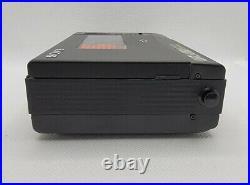 SONY WM-D6C Walkman Professional Cassette Player Refurbished