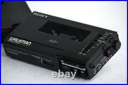 SONY WM-D6 Professional Walkman Portable Recorder Top-Zust/Serviced+1J. Garantie