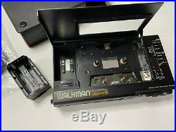 SONY Walkman Professional WM-D6C RESTORED Dolby B C nr. Personal Cassette-Corder