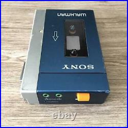 SONY Walkman TPS-L2 Cassette Player Stereo First Generation Maintained 1970's
