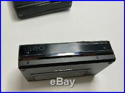 SONY Walkman WM-D3 RESTORED Professional Stereo Cassette Corder #WalkmanDeluxe