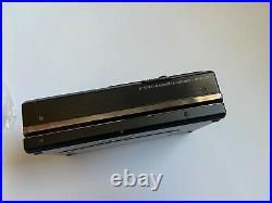 SONY Walkman WM-D3 -RESTORED- Stereo Cassette Corder Player #WalkmanDeluxe
