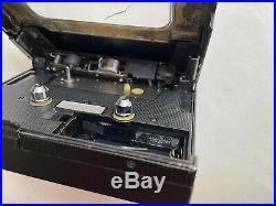 SONY Walkman WM-DDII Serviced WM-DD2 Black Dolby Nr Personal Cassette Player