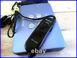 SONY Walkman WM EX-511 withRemote controller Perfect working Very good condition