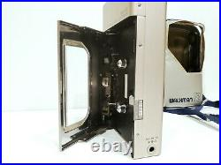 Sony Fm Stereo Cassette Walkman Recorder Wm-F2 Mint! Refurbished