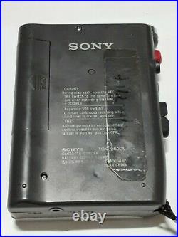 Sony TCM 200 DV VTG Walkman cassette player Fully working Refurbished condition