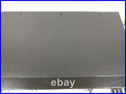 Sony TC-RX311 Stereo Cassette Deck refurbished black player tape MPX filter