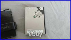 Sony WM-2 Walkman Cassette Player