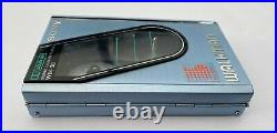 Sony WM-30 with case, for parts or repair only