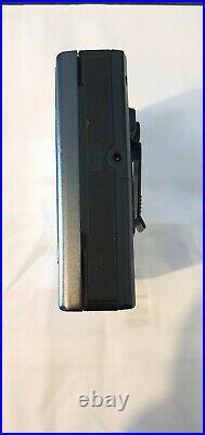 Sony WM-36 Retro Tech Walkman Cassette Tape Player Refurbished NEW BELTS