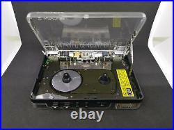 Sony WM-503 Walkman with crystal clear transparent body (like WM-504)