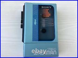 Sony WM-9 Walkman
