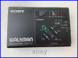 Sony WM-D3 Walkman