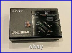 Sony WM-D3 restored, serviced! Cassette walkman professional series
