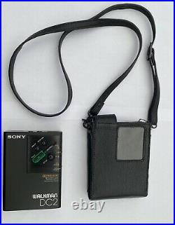 Sony WM-DC2 serviced! Beautiful condition
