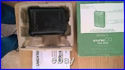Sony WM DD11, generalüberholt, Sammlerstück, Boxed
