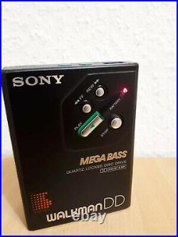 Sony WM-DD30 Walkman NO KLACK. NEW CENTER GEAR