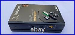 Sony WM-DD30 serviced! New center gear, capstan and pinch roller