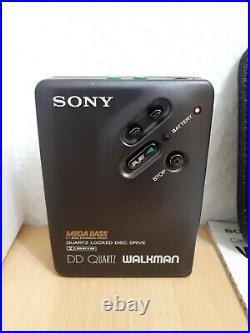 Sony WM DD33 Walkman NO KLACK. NEW CENTER GEAR