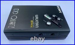 Sony WM-DD3, Serviced! Beautiful condition