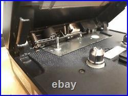Sony WM DD II Walkman NO KLACK. NEW CENTER GEAR
